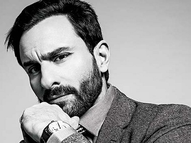 Saif Ali Khan. Image from Twitter.
