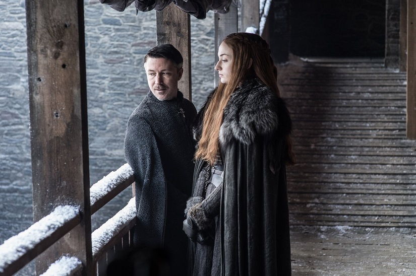 Will Littlefinger crate a rift between Jon and Sansa?