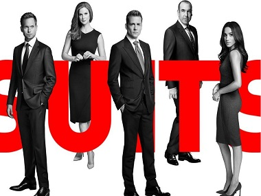 Poster of Suits.