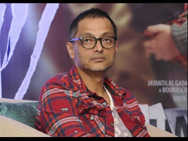 Sujoy Ghosh. Image from Twitter.