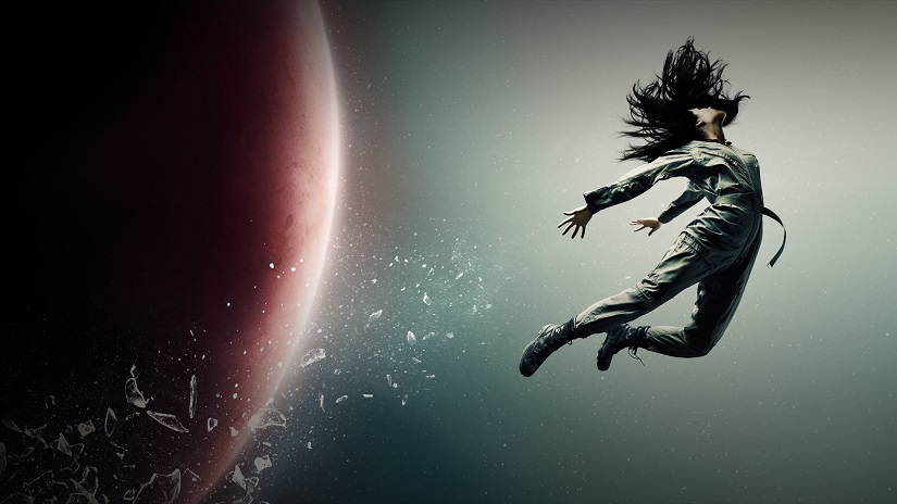 The Expanse is probably one of the most under-mentioned TV shows, that is actually really really good