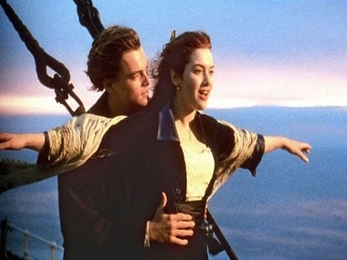 A still from Titanic. File image.