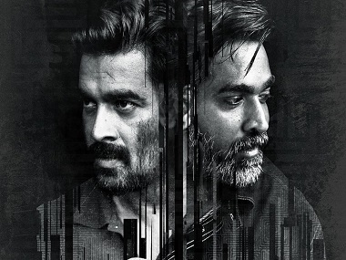 Vikram Vedha was one of the movies whose release was held up after theatres across Tamil Nadu shut down to protest double taxation. File photo