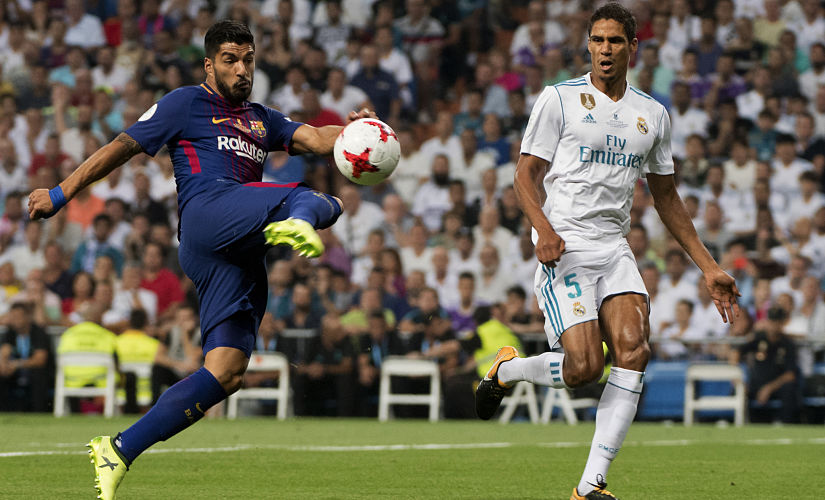 With Neymar leaving the club for PSG, there will be significant increase in workloads of Messi and Suarez. AFP