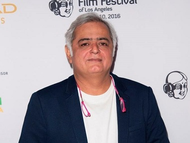 Hansal Mehta. Image from Facebook