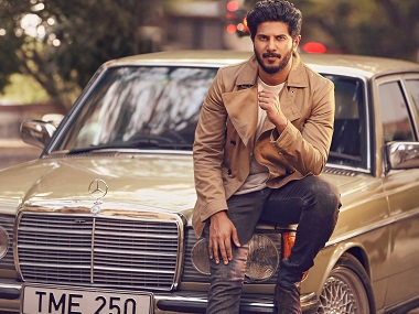 Dulquer Salmaan. Image from Facebook