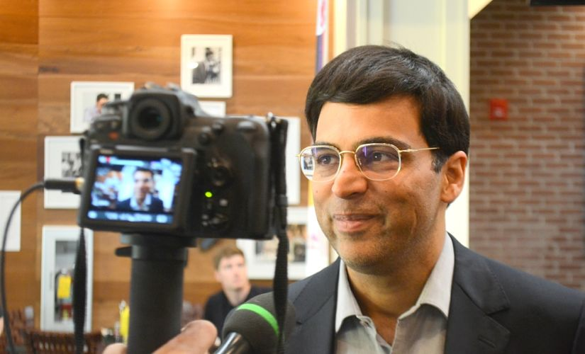 Viswanathan Anand, the tactical express train who became a theoretical innovator. V. Saravanan