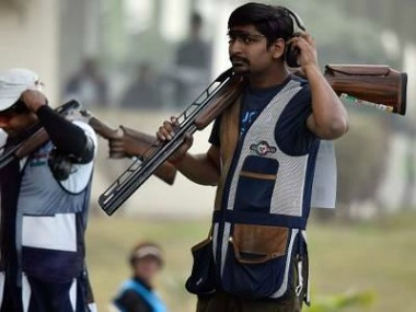 File photo of Indian Shooter Ankur Mittal. Getty Images
