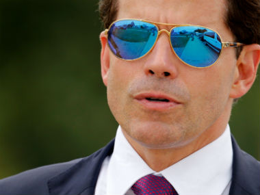 File image of Anthony Scaramucci. Reuters