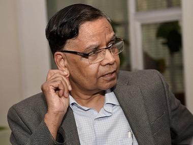 NITI Aayog vice-chairman Arvind Panagariya. PTI