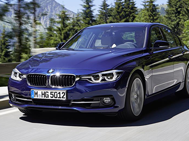 The BMW 320d Edition Sport