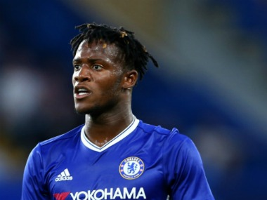 Michy Batshuayi is expected to have a big season. Getty Images