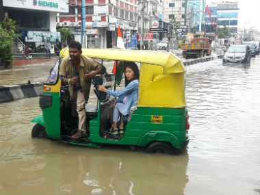 Pollution and unchecked urbanisation are some of the major reasons behind the floods in Bengaluru. News18