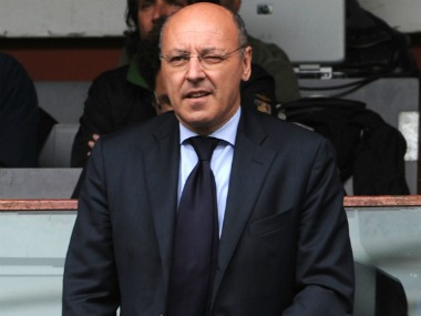 File image of Juventus director-general Beppe Marotta. Getty Images