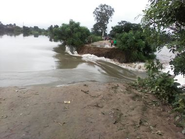Bihar floods have affected over 2 million people. ETV Bihar