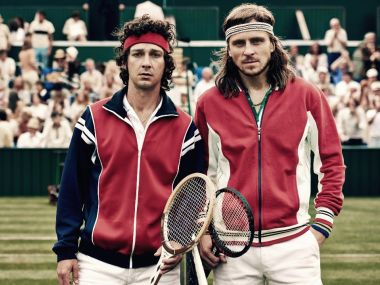 Stil from the movie Borg/McEnroe. Image Courtesy: Twitter/@@TIFF_NET