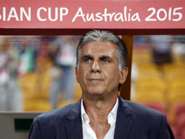 File image of Carlos Queiroz. Reuter,s