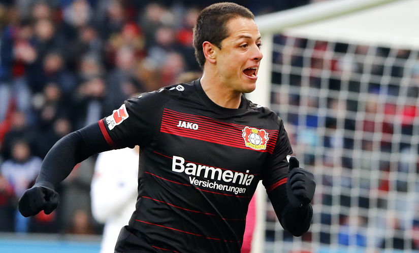 Fantastic outcome for West Ham United: Chicharito scores at Old Trafford and celebrates like a madman. West Ham return to top 10 and reach a domestic cup final. Reuters