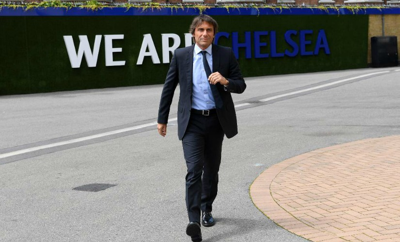 Defending Champions Chelsea's manager Antonio Conte believes new season will be the most difficult test of his career. Twitter/@ChelseaFC