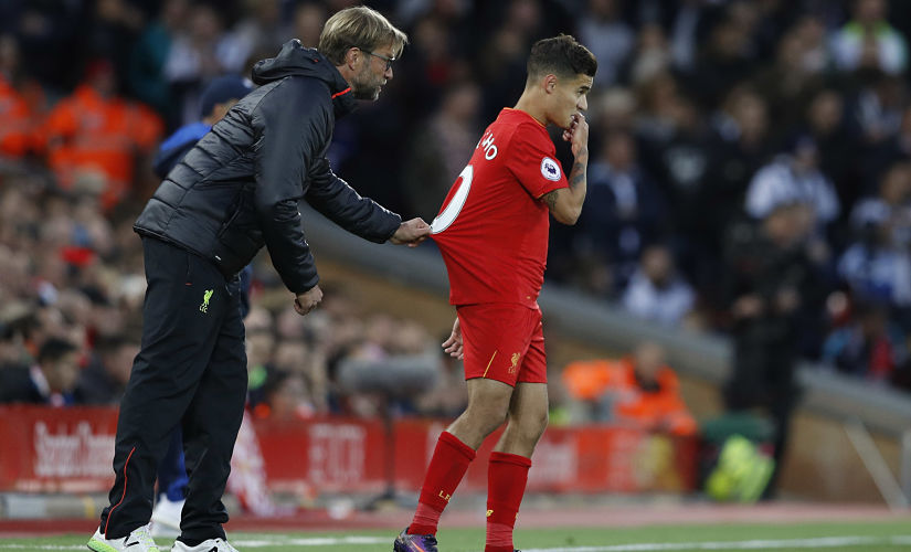 Phillip Coutinho is that double-coil that powers Liverpool. And he's going. When Barcelona call, you respond. You'd be foolish not to. Coutinho is not foolish. Reuters