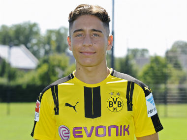 File image of Emre Mor. Reuters
