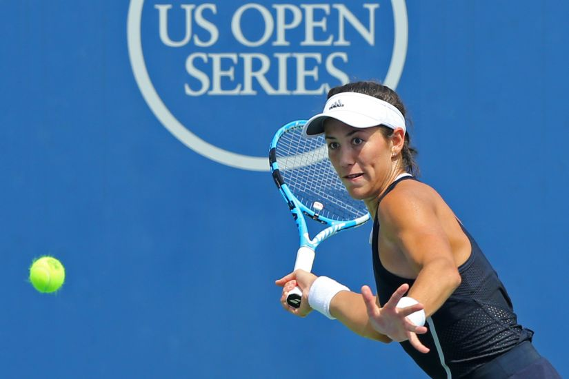Garbine Muguruza is plying with a lot of freedom and composure, and is one of the leading favourites for the US Open title. Reuters