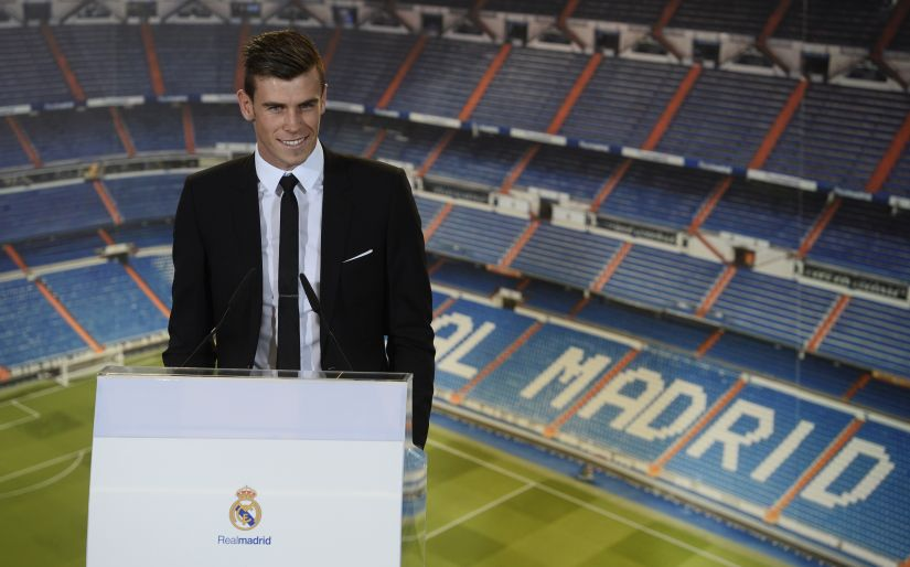Bale rejected summer move to Manchester United