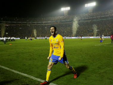 File image of Andre-Pierre Gignac. Reuters
