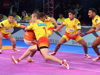 Gujarat Fortunegiants are unbeaten in seven matches in Pro Kabaddi League. PKL