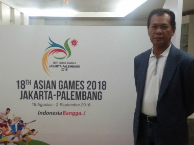 Jakarta and Palembang will host 18th Asian Games in 2018. Image Courtesy: Twitter/@AsianGamesXVIII