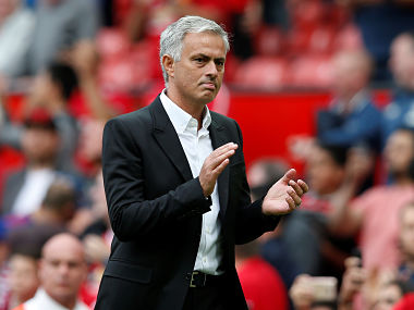 Manchester United manager Jose Mourinho is looking forward to a better show from Anthony Martial. Reuters