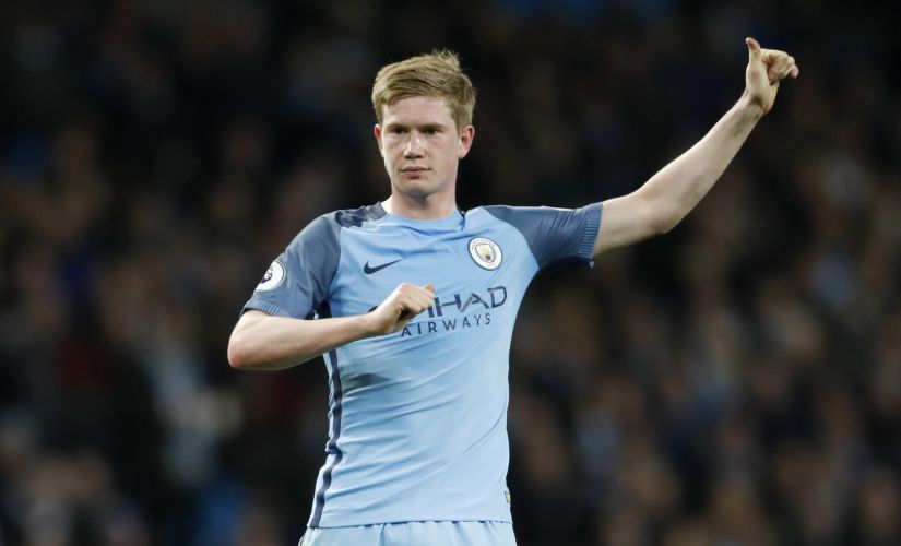 Kevin De Bruyne is a nifty dribbler, has a wicked long-range shot and immense ability on the deadball. Reuters
