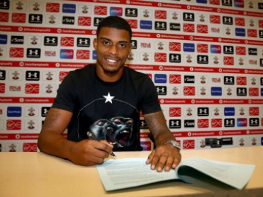 Mario Lemina signed a five-year deal with Southampton FC. Twitter/@LeminaM_13