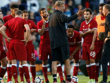 Liverpool manager Juergen Klopp will need to delivers trophies as pressure mounts. Reuters