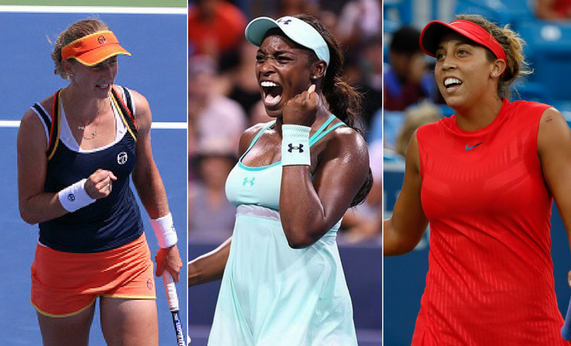 Ekaterina Makarova, Sloane Stephens and Madison Keys are some of the dark horses on the women's side looking to shine at this year's US Open. Reuters