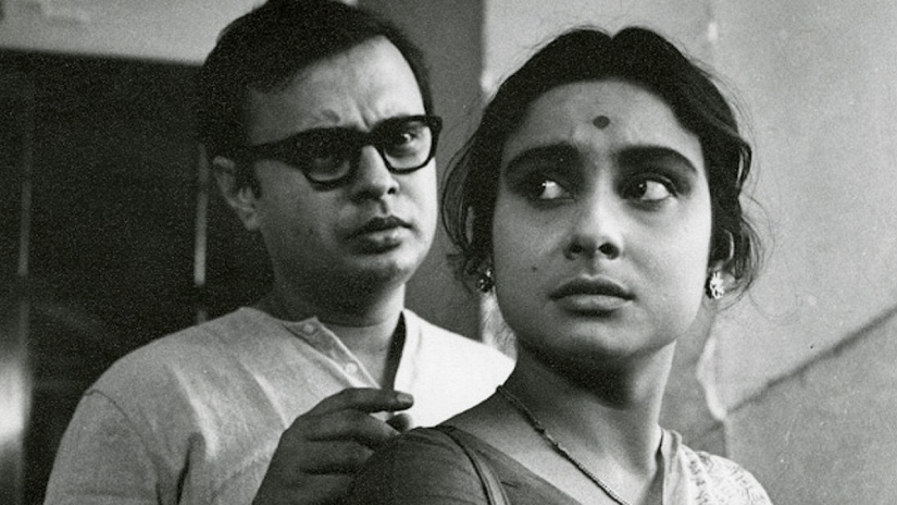 Still from Mahanagar