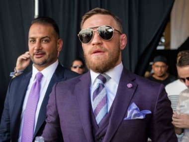 Conor McGregor will be looking to prove doubters wrong again when he fights Floyd Mayweather. Image Courtesy: Twitter @TheNotoriousMMA