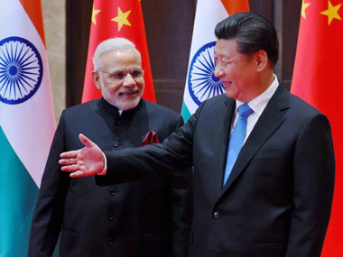 Narendra Modi and Xi Jinping are set to meet at next month's BRICS Summit. PTI