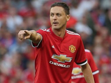 Nemanja Matic's signing will add the much-needed stability to Manchester United's midfield. Twitter/@ManUtd