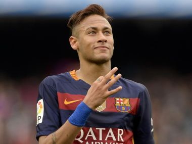 File image of Neymar. AFP