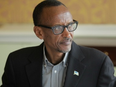 File image of Paul Kagame. Wikimedia Commons