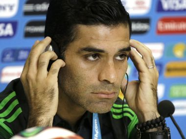 File image of Mexico's Rafael Marquez. AP