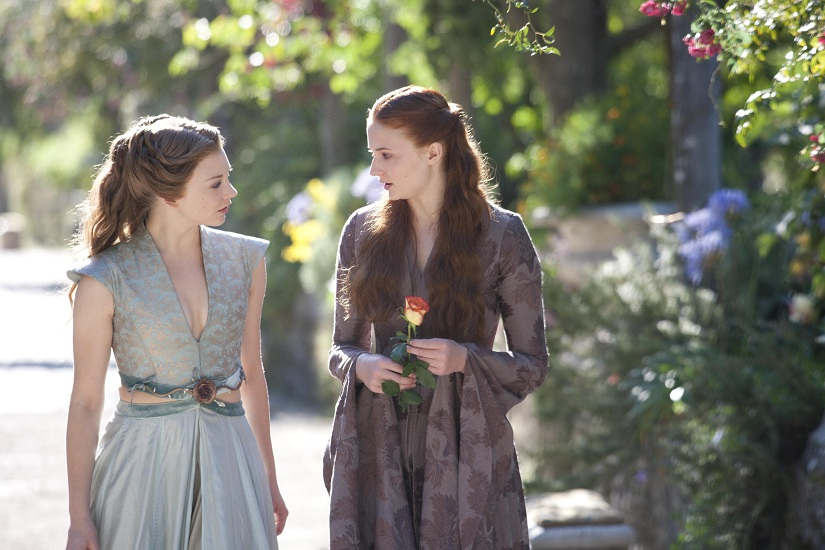 When was the last time we saw the women of Westeros truly bond in the way the men do? Game of Thrones still via HBO
