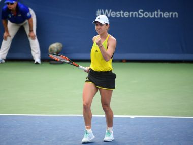 Simona Halep advanced to the quarter-final of The Western & Southern Open. Twitter/@CincyTennis