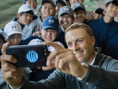World No.2 Jordan Spieth will start the tournament as a favourite. Twitter/@JordanSpieth