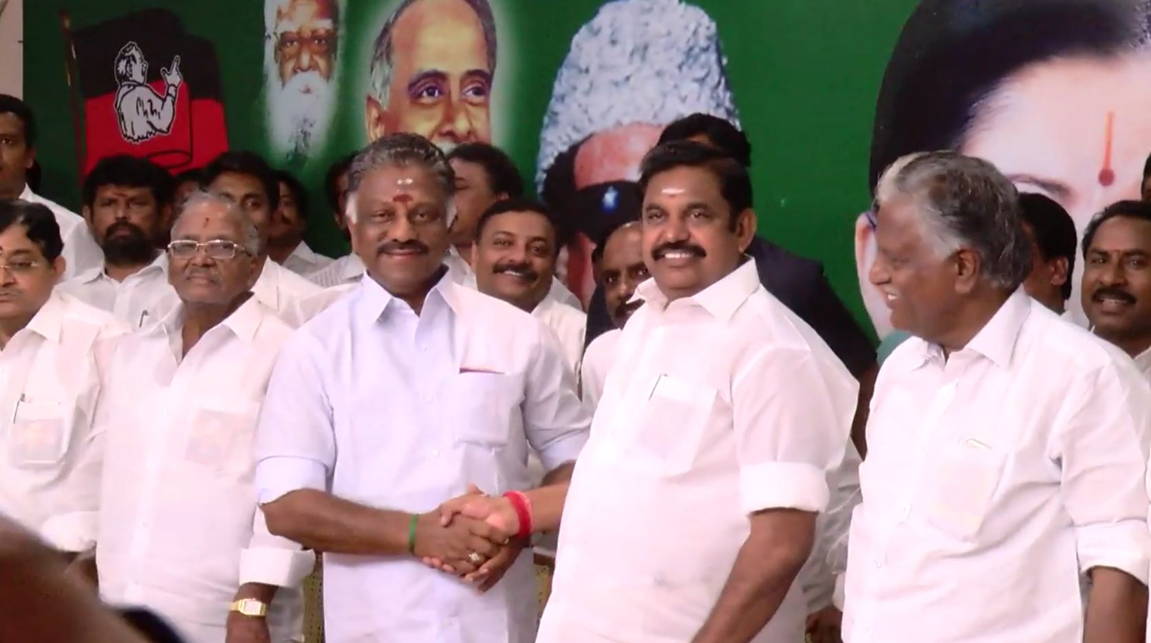 AIADMK merger row: Twists, turns and manoeuvers in Tamil Nadu's fertile ground of political opportunism