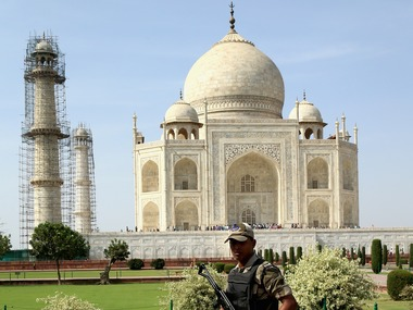 File image of UNESCO world heritage Taj Mahal. Getty images