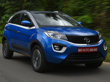 The Tata Nexon is one car that has stayed true to its concept roots. Everything including the stance and overall design language can be related to the concept.
