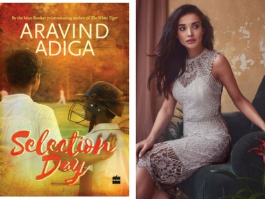 Selection Day cover; Amy Jackson. Image from Twitter.