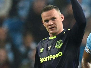 File image of Wayne Rooney. AFP